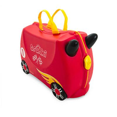 Trunki Kids Suitcase - Rocco Race Car