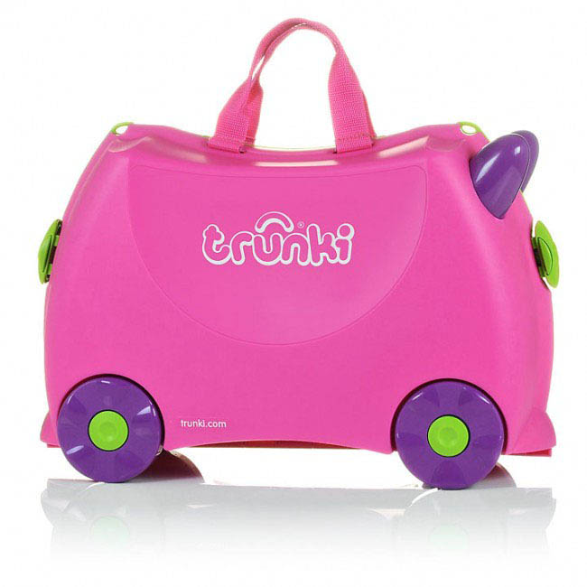 Trunki Kids Suitcase Trixie Pink