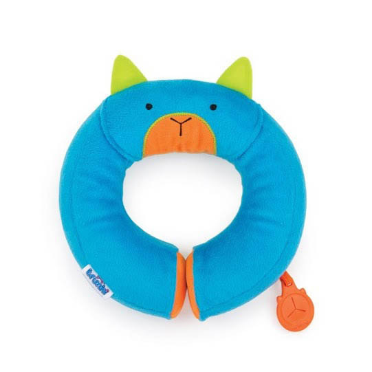 Trunki-Kids Travel Pillows-Yondi Neck Rest {Bert}
