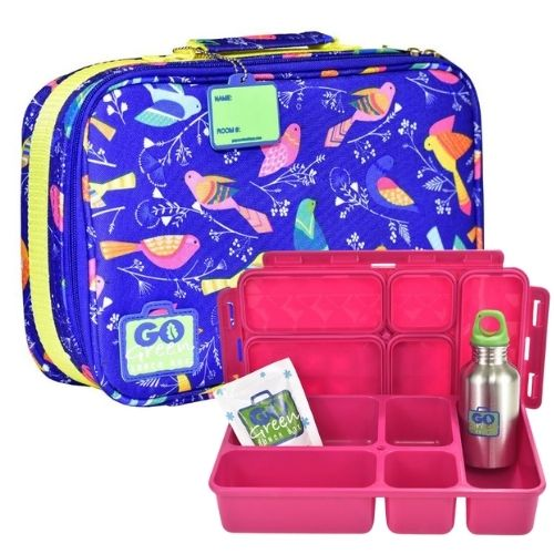 Tweety Bird Go Green Lunch Box Set