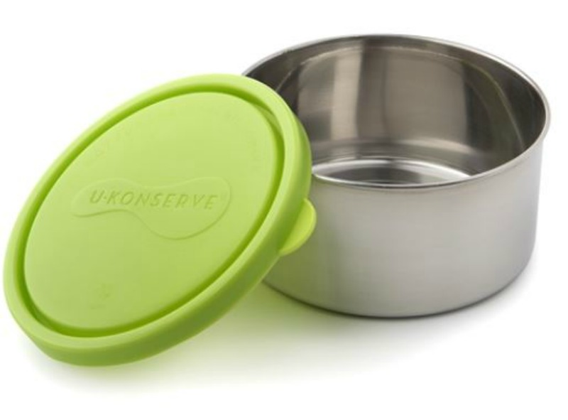 U Konserve Large Round Lime Container