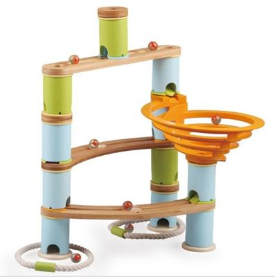 Udeas Bamboo Build & Run Basic Marble Run