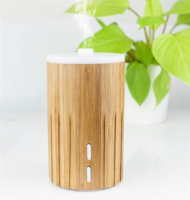 Lively Living Aroma O'mm Bamboo Ultrasonic Vaporisers