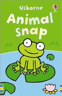 Usborne Animal Snap Cards