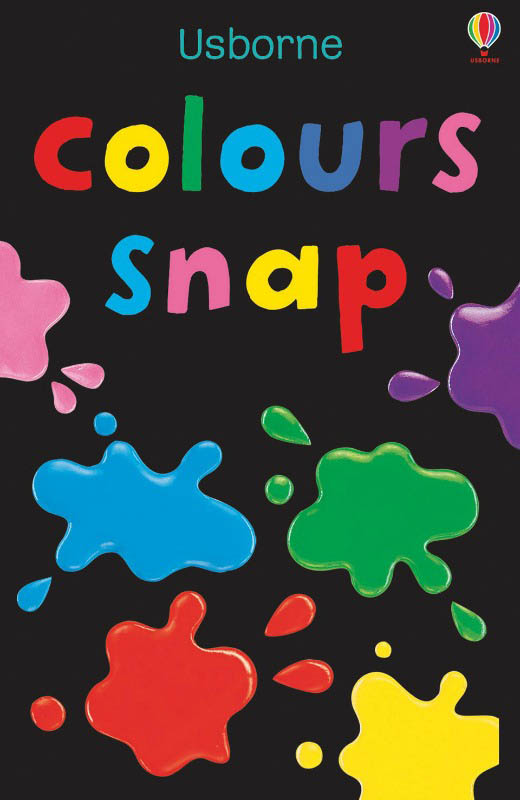 Usborne - Colours Snap Cards