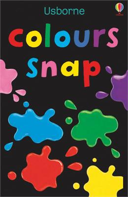 Usborne Colours Snap Cards