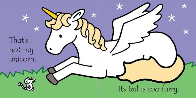 That S Not My Unicorn Childrens Book