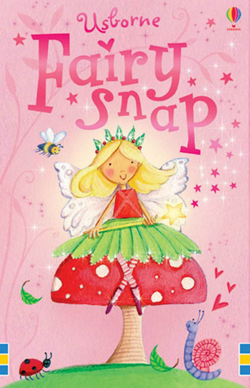 Usborne Fairy Snap Cards