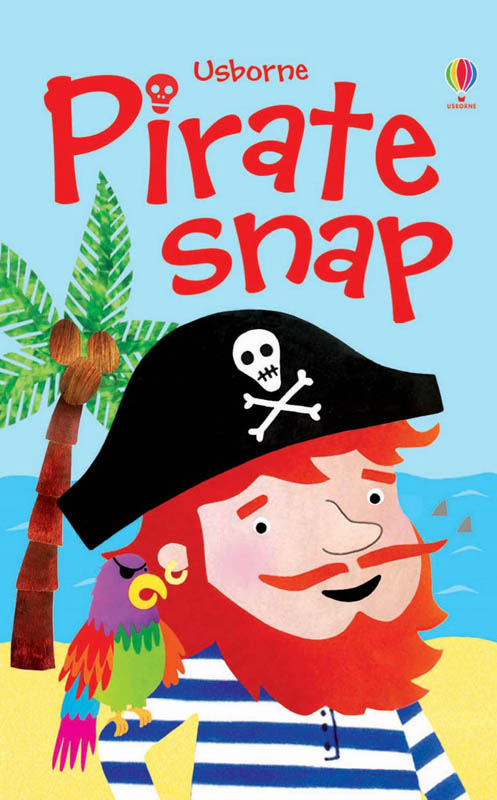 Usborne Pirate Snap Cards