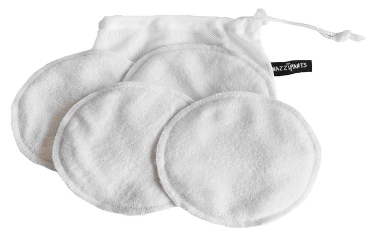 Washable Breastfeeding Pads 4 Pack