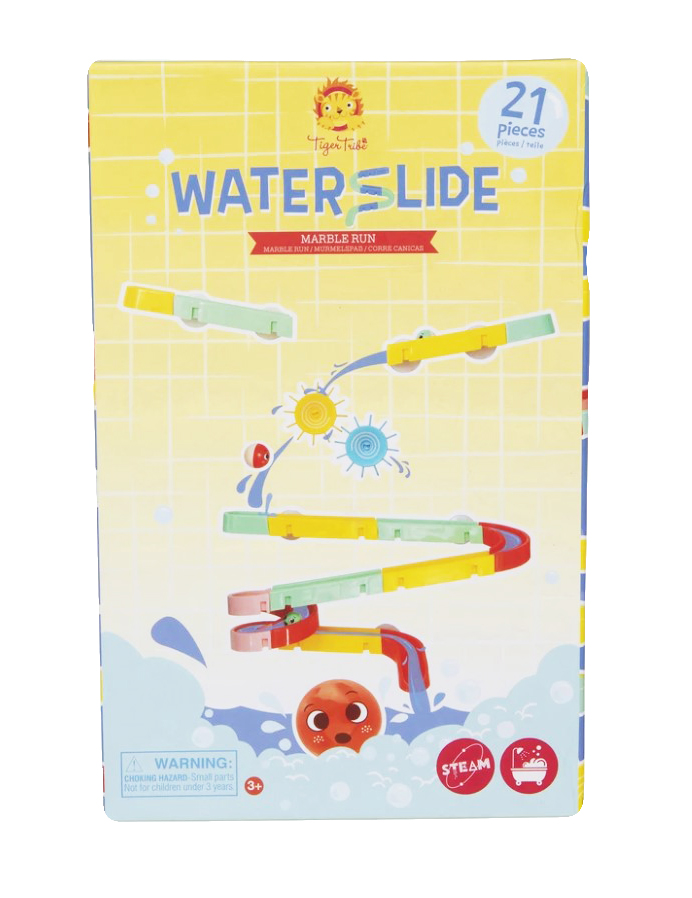 Waterslide Marble Run Bath Toy