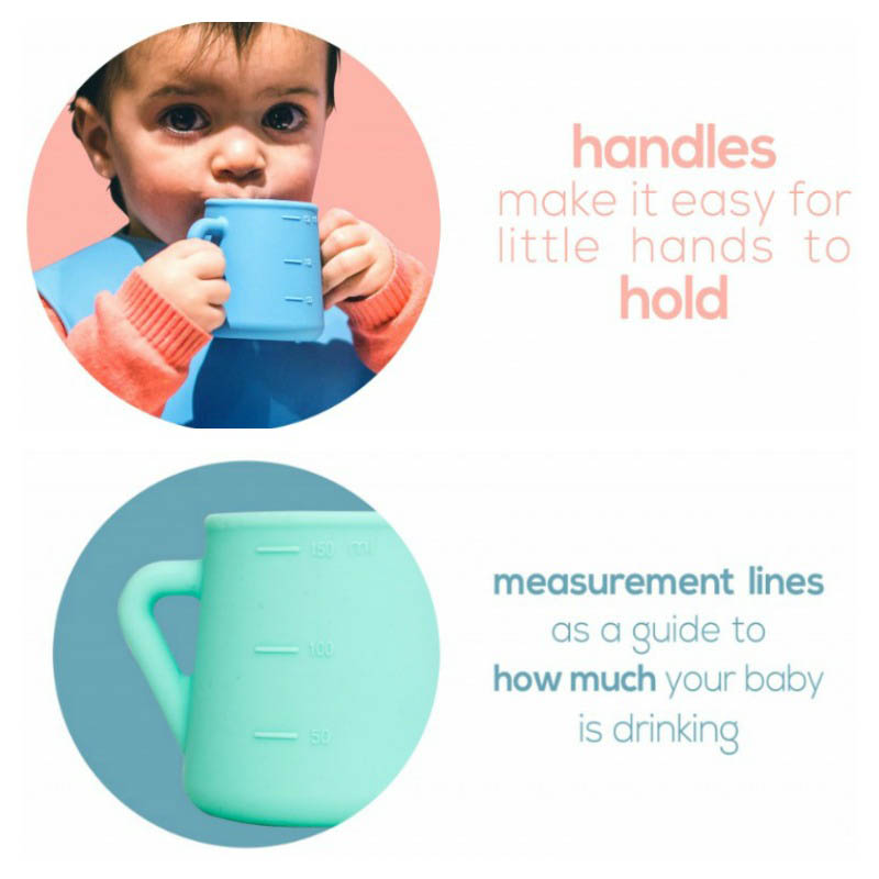 Wean Meister Sippy Skillz  Cups - 2 pack