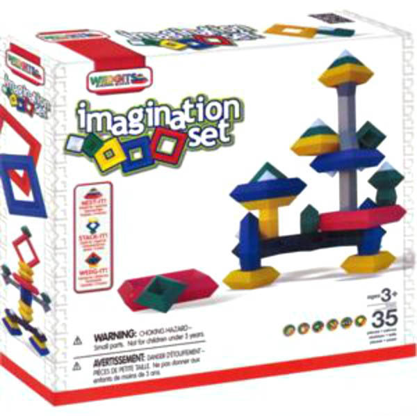 WEDGiTS-Construction Toys-Imagination Set 35