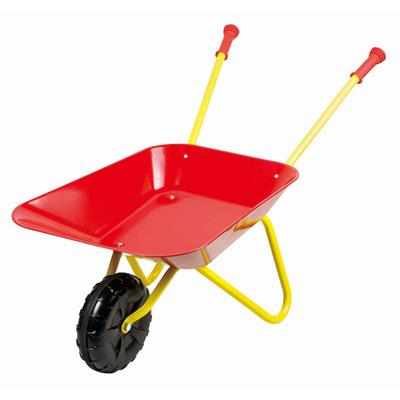 Wheel Barrow Load and Go