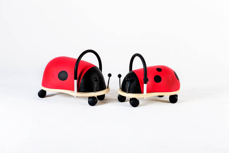 Wheely Bug- Kids Ride On Toys-Ladybug