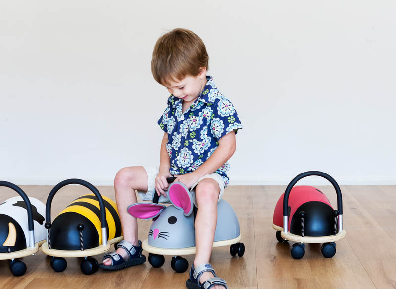 Wheely Bug- Kids Ride On Toys