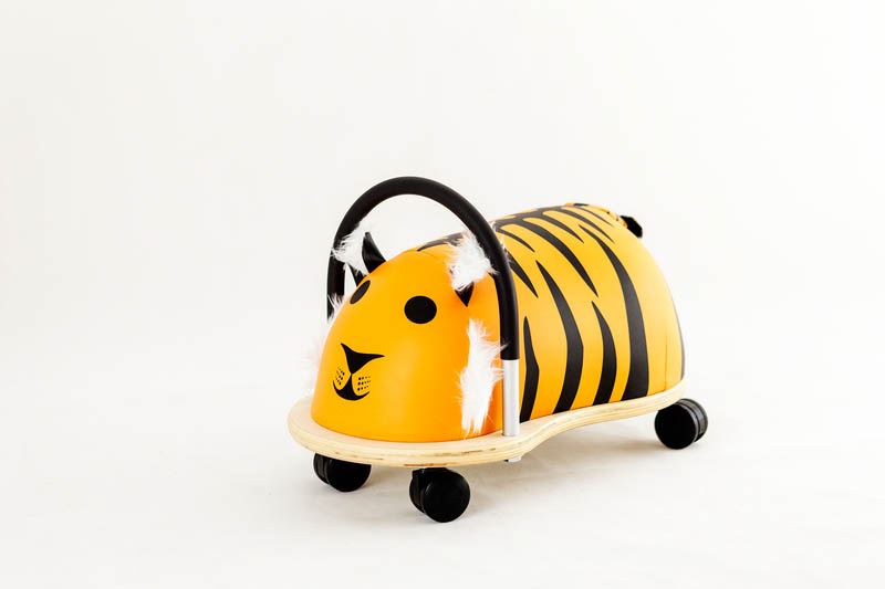 Wheely Bug- Kids Ride On Toys-Tiger