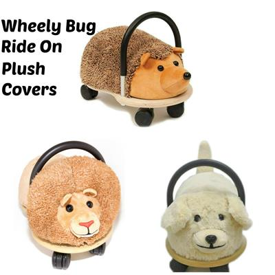 Wheely Bug Ride On Plush Covers