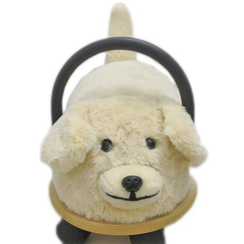 Wheely Bug Ride On Plush Dog Combo