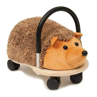 Wheely Bug Ride On Plush Hedgehog Combo