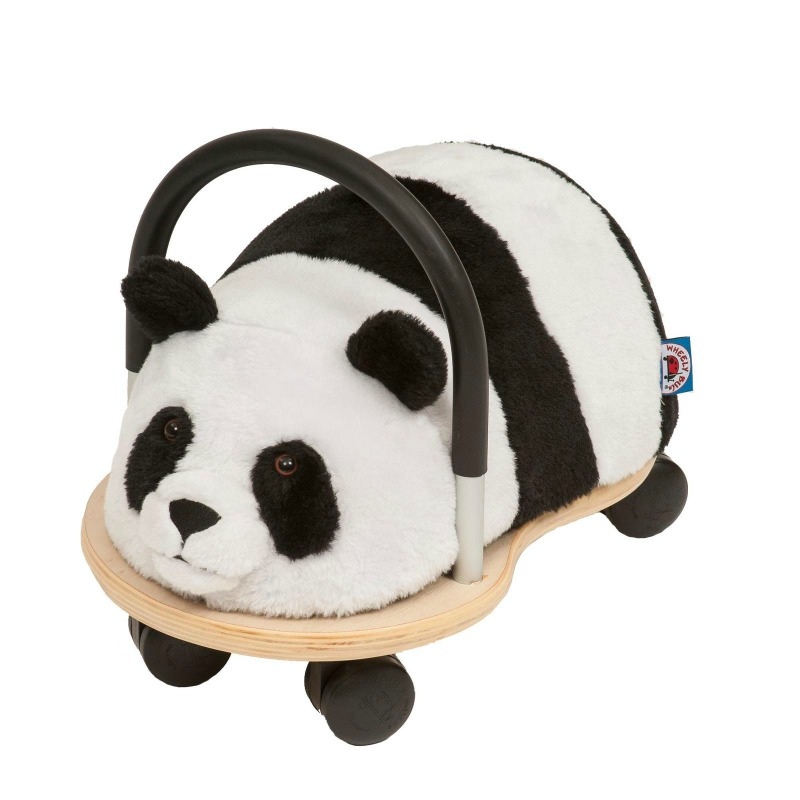 Wheely Bug Ride On Plush Panda Combo