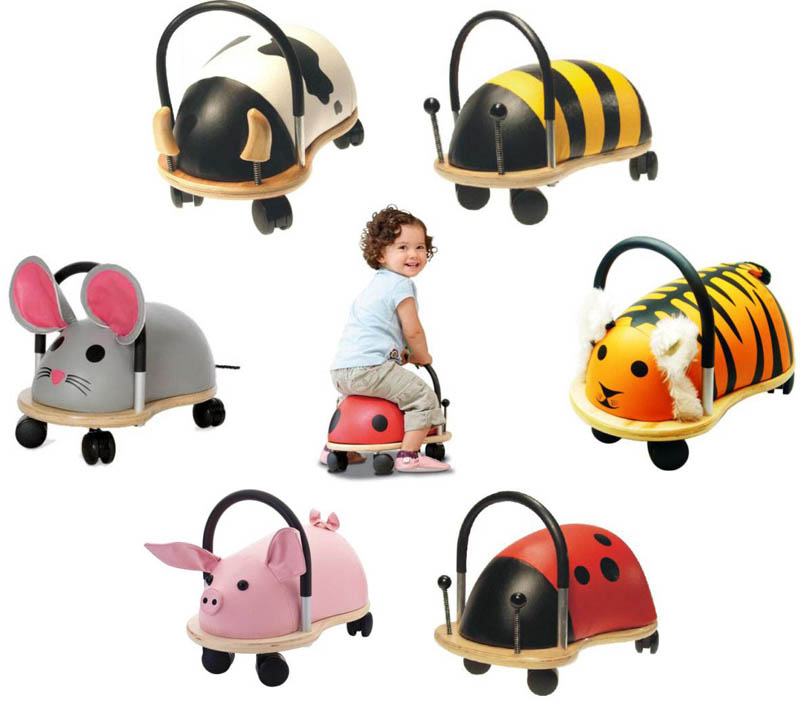 Wheely Bugs-Kids Ride On Toys- Bee