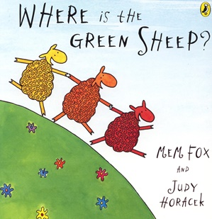 Where is the Green Sheep? Book