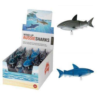 Wind Up Aussie Sharks