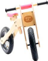 Wooden 4-in-1 Trybike - Pink Trim stage 3