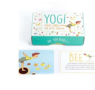 Yogi Fun Yoga Cards for Joyful Learning