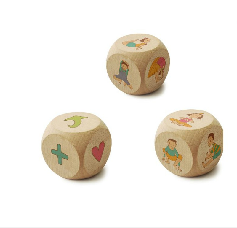 Yogi FUN Yogi Dice Game
