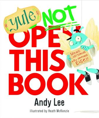 Yule Not Open This Book