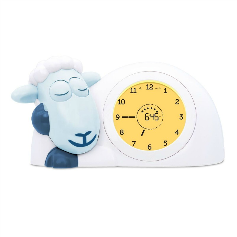 Zazu Blue SAM Sleeptrainer Clock - Just A Little Longer..
