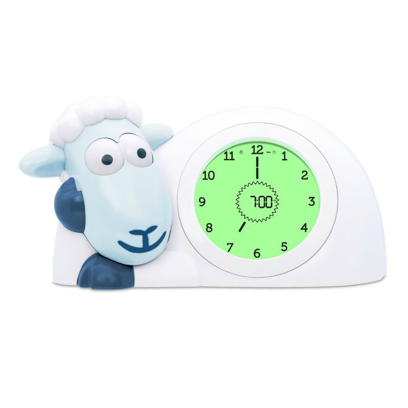 Zazu Blue SAM Sleeptrainer Clock - It's Ok to Get Up !