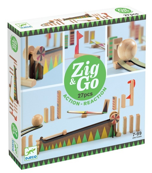 Zig and Go 27 Piece Set