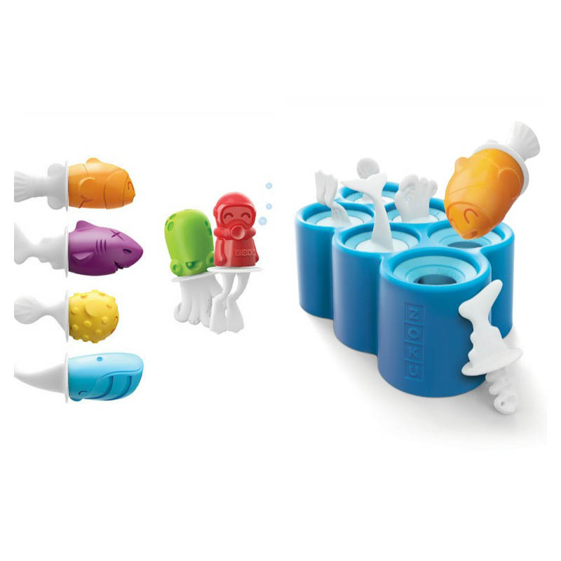 Zoku Sea Pop Moulds