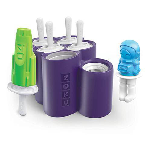 Zoku - Space Pop Moulds